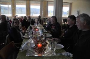 Festmiddag Påskeaften @ Kjellerstua